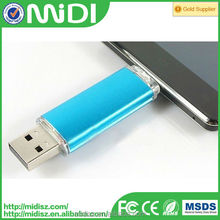 Top selling cheapest colorful usb flash drive with mobile phone pin 64GB