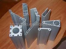 6063 types of aluminum extrusion profiles