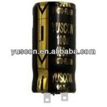 CAPACITOR SNAP IN ALUMINUM ELECTROLYTIC 120UF 450V 20%