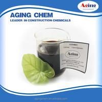 concrete coloring agent liquid CLS/Calcium lignosulphonate