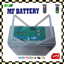 batteria al piombo 12V20 ah batteria ricaricabile funzione di ricarica