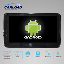 vw universal car dvd 10.1in inch android with SWC GPS +Radio +RDS BT+SD +USB