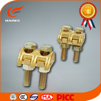 High quality WCJG WCJE brass bolted type cable terminal / jointing connector