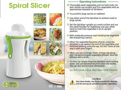 2016 new spiral slicer Manual Vegetable Chopper Mini Chopper Spiral Slicer Spiral Slicer Manual Vegetable Slicer