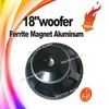 RCF L18G401 Style Professional Stage Woofer