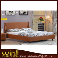 no Inflatable and bedroom furniture type UK faux leather bed