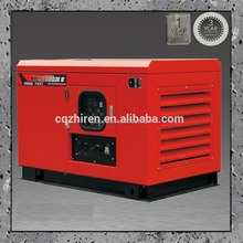 Performance Ideal Electricity Generation 27kVA For Construction Rental