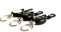 retractable badge holder/retractable badge reel/retractable key chain