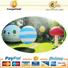 New style antique cartoon model inflatable advertising