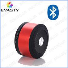 Mini Metal Wireless Speaker Bluetooth support TF CARD Portable Handsfree Mic