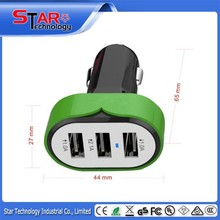 Wholesale alibaba phone accessory 12v adjustable car usb charger for smart phone