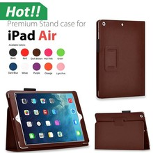 New Folio PU Leather Slim Case Cover Sleeve For iPad Air For iPad 2/3/4/5