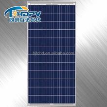 12V 100w 150w 200w 250w 300w Monocrystalline/Polycrystalline Solar Panel