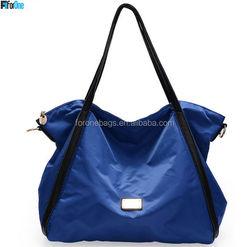 High quality custom plain canvas tote bags no minimum