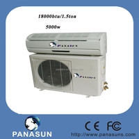 18000btu/1.5ton battery powered air conditioner