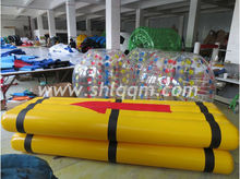 Inflatable water games inflatable buoy for sale