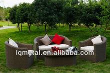 leisure garden pe rattan outdoor furniture