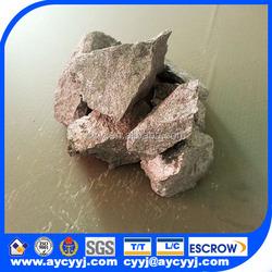 silicon base ferroalloy SiBaCa silicon barium calcium ferro alloy China origin