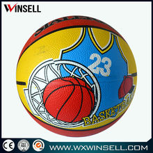 Top selling customize your own basketball