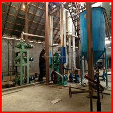 3Tons/day waste diesel mixed Used Oil Refinery Equipment