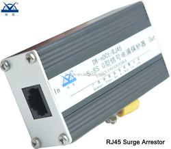 Gigabit Ethernet 1~8 lines Protection RJ45 Network Lightning Surge Arrester