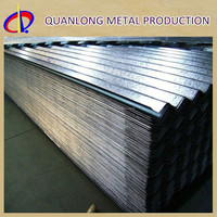 Hot Dipped Corrugated GI Steel Galvanized Clear Roofing Sheet/Tile