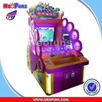 Fruit attack kids redemption game , redemption game machine for sale