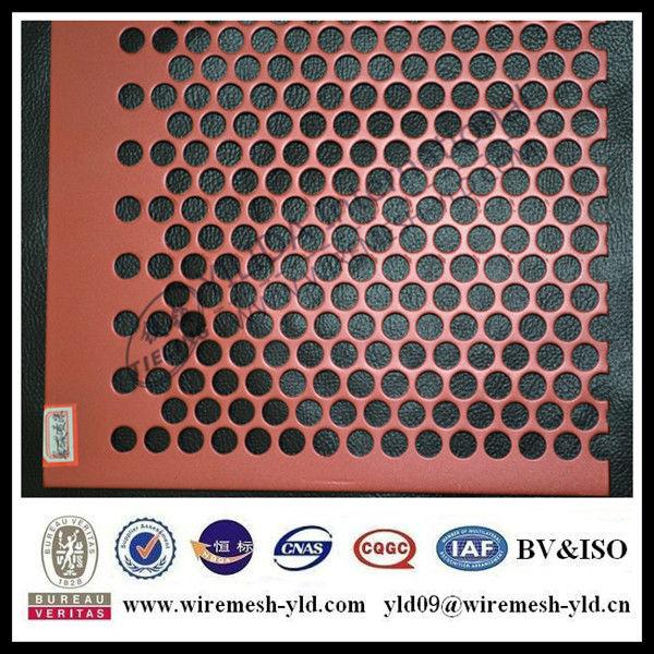 алюминиевые перфорированные сетки металла/алюминиевый перфорированный металл/декоративные алюминиевый перфорированный металл