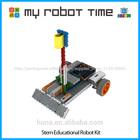 2014 mais populares de robótica kit robô educacional para a educação escolar