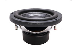 New design 10 inch subwoofer with 350W RMS power (I10D4)