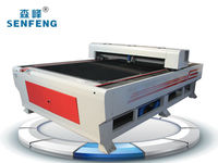 metal and nonmetal architectural model steel laser cutting machine
