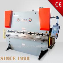 ANHUI DASHENG WF67K 630kn series hydraulic bending machine digital control with CE certificated