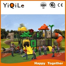 Outdoor playground padding equipment forest Series