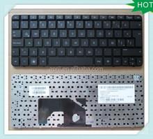 laptop keyboard for HP MINI 210 black keyboard