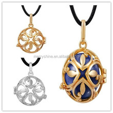 Eudora Gold Angel Caller Pregnancy Jewelry Pregnancy Ball Mexico Bola Musical Ball Chime Pendant Bali 172A14