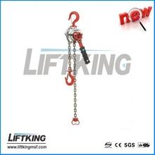 short arm lever hoist block on sale/ winch ratchet chain hoist come along