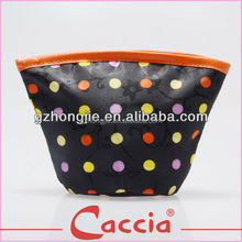 packaging cosmetics product leather pvc cosmetics bag toilet bag