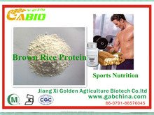 2015 high quality Sprouted Brown Rice Protein Powder good for fitness