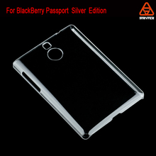 Wholesale funny cheap mobile phone cases for blackberry passport silver edition bank cover
