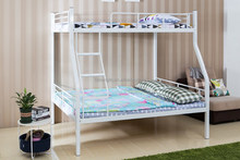 Commercial Furniture General Use and Dormitory Bed Specific Use kids bed bunk/ SB-13