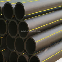 SDR 17 125 mm hdpe pipe for water supply and drainage