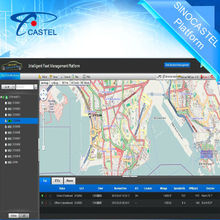Gps tracking platform,fleet management software