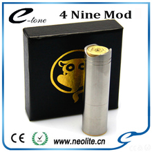 copper mods electronic cigarette,4 nine mod copper