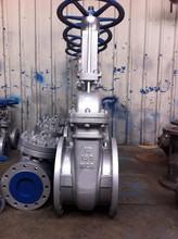 API Gate Valve American ANSI Standard Flange slurry knife gate valve Stainless Steel oil and gas api non rising stem gate valve