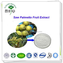25% 45% Natural Saw Palmetto Extract Fatty acid