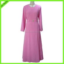 2015 pink latest design baju kurung modern and baju melayu