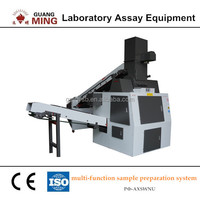 environmentally friendly combined sample preparation machine, lab ore processing equipment