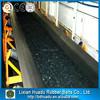 lead ore crushing plant EP320/4 conveyor rubber belt