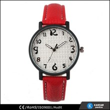 unisex stainless steel back watch japan movt.quartz battery
