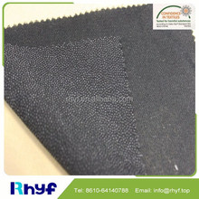Double dot woven fusing interlining fabric for garments